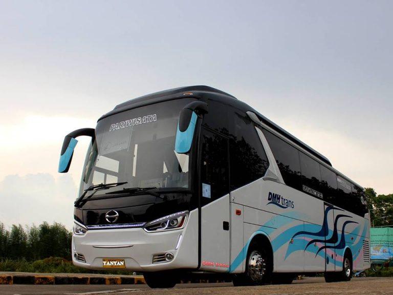 Bus Pariwisata 52 seat