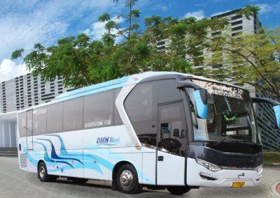 Bus Pariwisata 53 seat