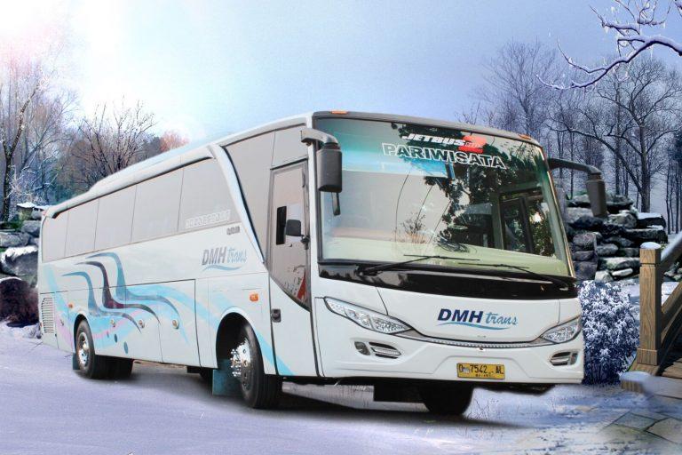 Bus Pariwisata 47 seat