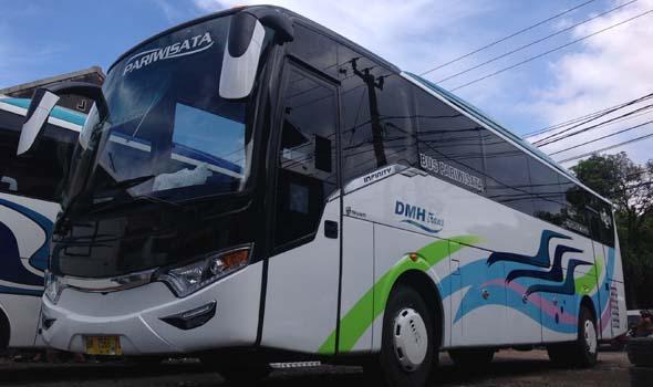 Bus Pariwisata 59 seat