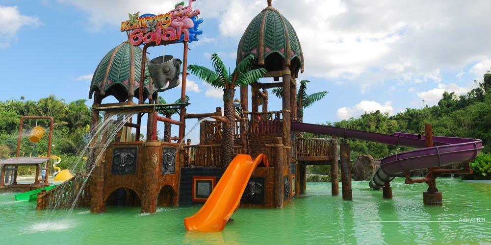 Kampung Gajah Wonderland