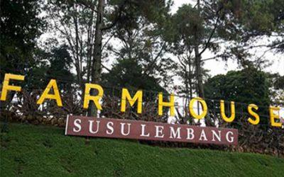 Wisata Farm House Lembang