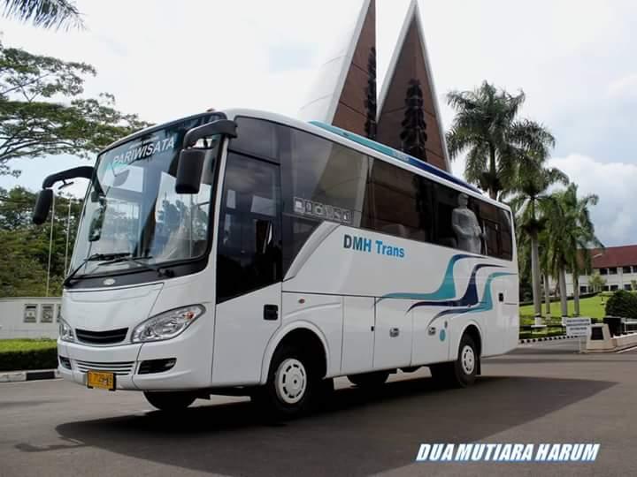 Bus Pariwisata Medium 29 seat