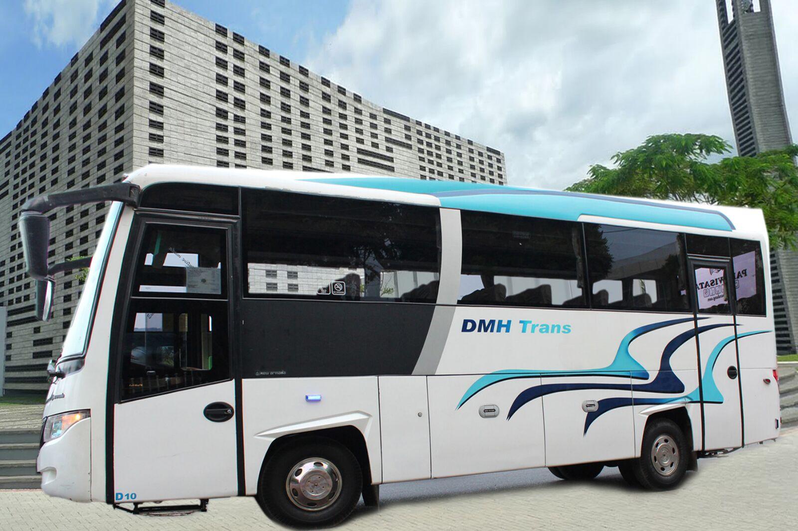 Bus Pariwisata Medium 34 seat
